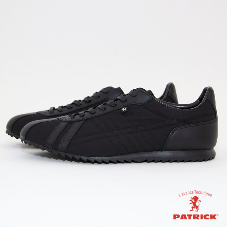 PATRICK(パトリック) SULLY-GB(シュリーギャバ) Black