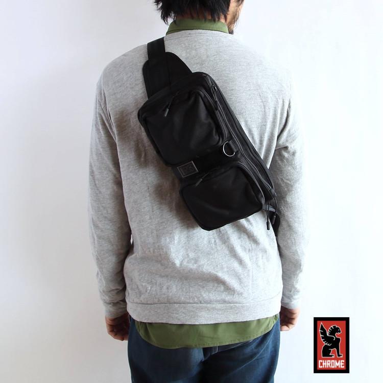 【国内正規品】CHROME(クローム) MXD NOTCH(MXDノッチ) All Black オールブラック