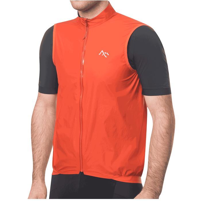 【国内正規品】7mesh(セブンメッシュ) Resistance Vest (レジスタンスベスト) Ember