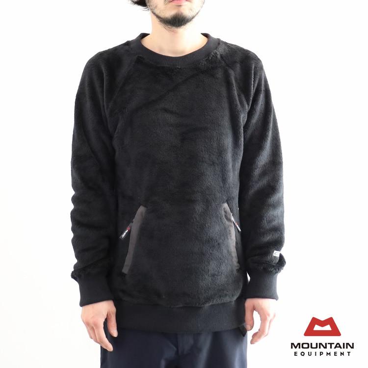 格安激安 国内正規品 フリース MOUNTAIN 今だけスーパーセール限定 EQUIPMENT マウンテンイクィップメン HighLoft Beige ハイロフトセーター Black Sweater