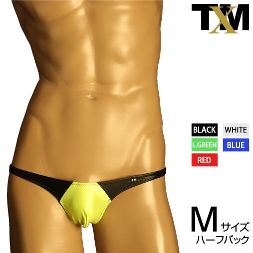 TM Collection テイストセクシー メンズビキニ ネコポス対応 WET バイカラー スポーティー ビキニ 市販 下着 パンツ アンダーウェア 贈答品 メンズ HB TMコレクション