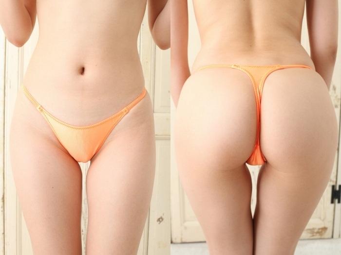 Erotic bikini wet