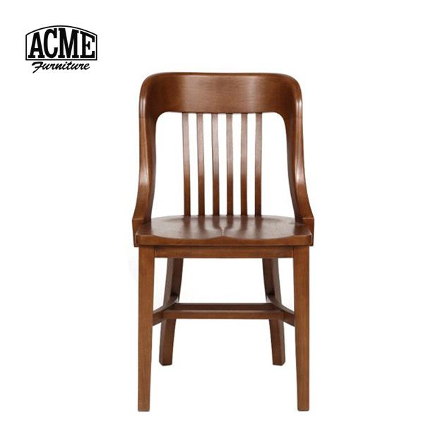 アクメファニチャー ACME Furniture BANK CHAIR バンク チェア 木製 椅子 イス チェア おしゃれ 新生活 送料無料