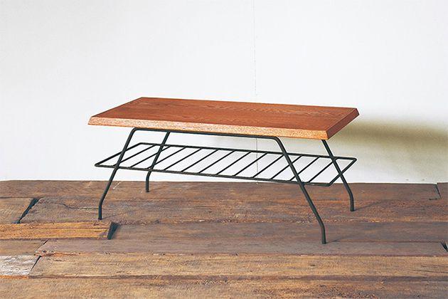 アクメファニチャー ACME Furniture BELLS FACTORY COFFEE TABLE ベルズファクトリー コーヒーテーブル 幅90cm 木製 テーブル デスク 机 おしゃれ 新生活 送料無料