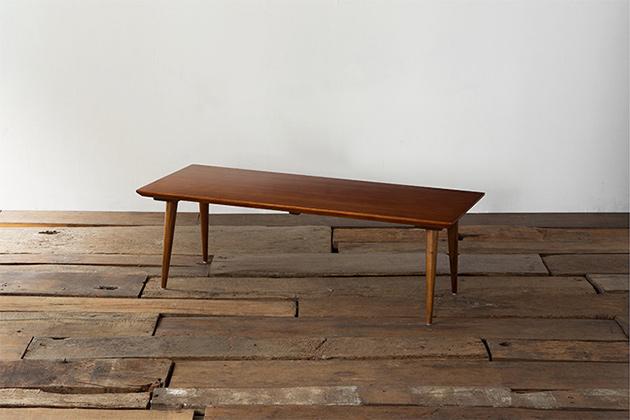 アクメファニチャー ACME Furniture CARDIFF COFFEE TABLE カーディフ コーヒーテーブル 幅120cm 木製 おしゃれ 新生活 送料無料