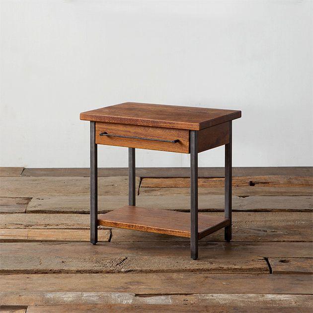 アクメファニチャー ACME Furniture GRANDVIEW END TABLE グランドビュー エンドテーブル 幅55cm 木製 テーブル デスク 机 おしゃれ 新生活 送料無料