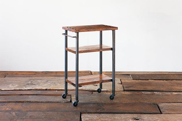 アクメファニチャー ACME Furniture GRANDVIEW WAGON グランドビュー キャスター付ワゴン 幅50cm 木製 おしゃれ 新生活 送料無料