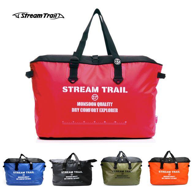 ストリームトレイル キャリーオール CARRYALL DX-0 Stream Trail トートバッグ スポーツ スポーツバッグ ジムバッグ 大容量 防水 メンズ アウトドア 送料無料
