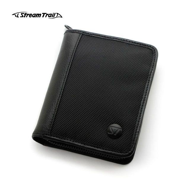 財布 二つ折り 2つ折り メンズ ナイロン カード アウトドア コンパクト ストリームトレイル LAND BRIDGE WALLET II Stream Trail