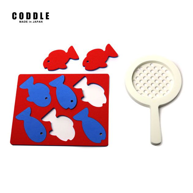 お風呂 子供 おもちゃ 金魚すくい 魚 日本製 キッズ コドル お風呂遊び CODDLE KIDS おさかなちゃん 訳あり商品 水遊び