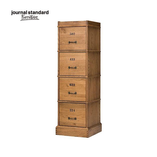 ジャーナルスタンダードファニチャー journal standard Furniture BOND FILE CABINET ボンド ファイルキャビネット 木製 什器 おしゃれ 収納 店舗 ショップ カフェ 事務所 アパレル