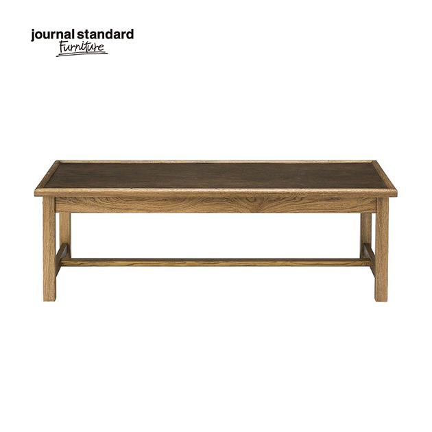 ジャーナルスタンダードファニチャー journal standard Furniture BOND WORK COFFEE TABLE ボンドワークコーヒーテーブル デスク 木製 什器 おしゃれ 収納 店舗 ショップ カフェ 事務所 アパレル 送料無料