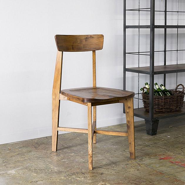ジャーナルスタンダードファニチャー journal standard Furniture CHINON CHAIR WOOD SEAT シノン ウッドシート チェアー 椅子 木製 什器 おしゃれ 店舗 ショップ カフェ 事務所 アパレル 北欧 ミッドセンチュリー 送料無料