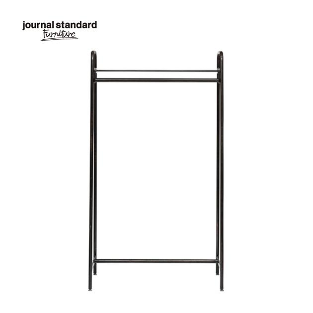 ジャーナルスタンダードファニチャー journal standard Furniture LILLE HANGER RACK リル ハンガーラック 幅98cm 鉄製 アイアン 什器 おしゃれ 収納 店舗 ショップ 事務所 アパレル 送料無料