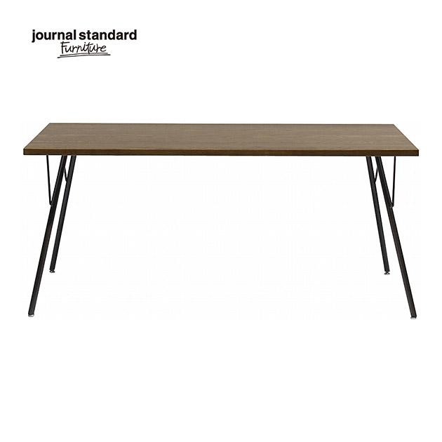 ジャーナルスタンダードファニチャー journal standard Furniture SENS DINING TABLE L サンク ダイニングテーブル L 幅180cm 家具 木製 アイアン ヴィンテージ アンティーク カフェ 長方形