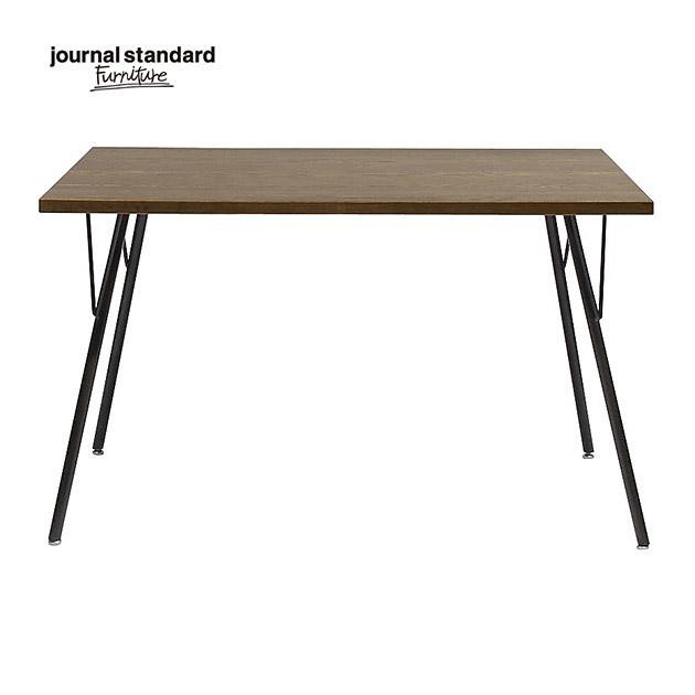 ジャーナルスタンダードファニチャー journal standard Furniture SENS DINING TABLE M サンク ダイニングテーブル M 幅150cm 家具 木製 アイアン ヴィンテージ アンティーク カフェ 長方形