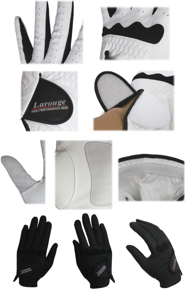 Shock price 498 Yen gloves! Weatherproof Larouge Grove ( with appropriating leather) for left hand and right hand and choose from 2 color *: