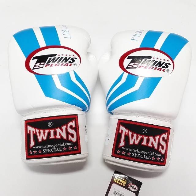 TWINS SPECIAL ボクシンググローブ 16oz Fs白水 /ボクシング/ムエタイ/グローブ/キック/フィットネス/本革製/ツインズ/大人用/オンス