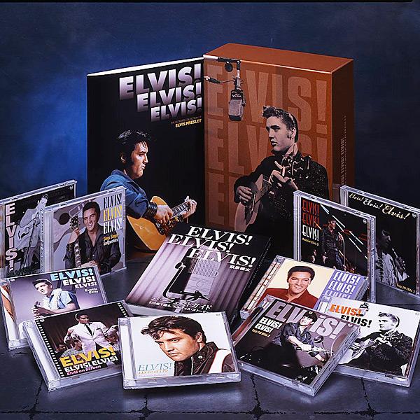 エルヴィス・プレスリー 生誕80周年記念 CD-BOX【一括払い】