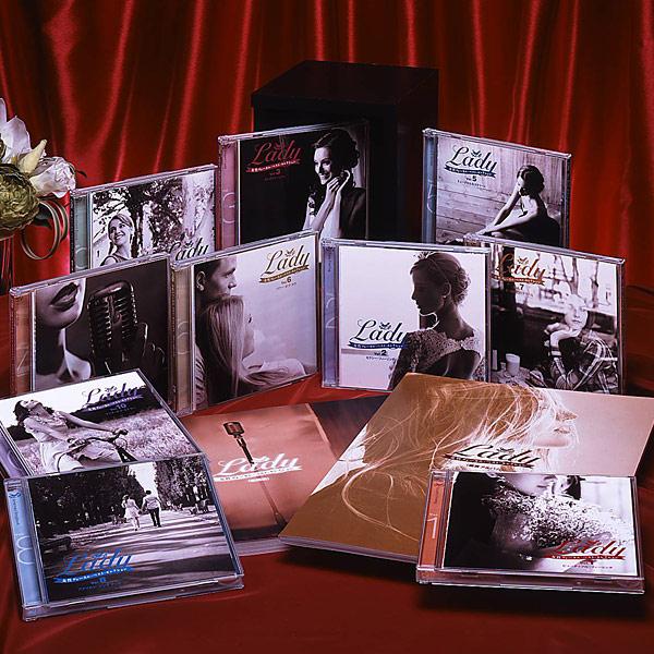 レディー 洋楽女性ヴォーカル・ベスト・セレクション CD全10巻