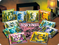 黄金のスイング CD全10巻【一括払い】