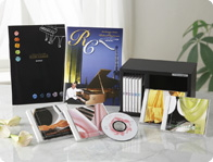 リチャード・クレイダーマンの世界 CD全10巻【一括払い】