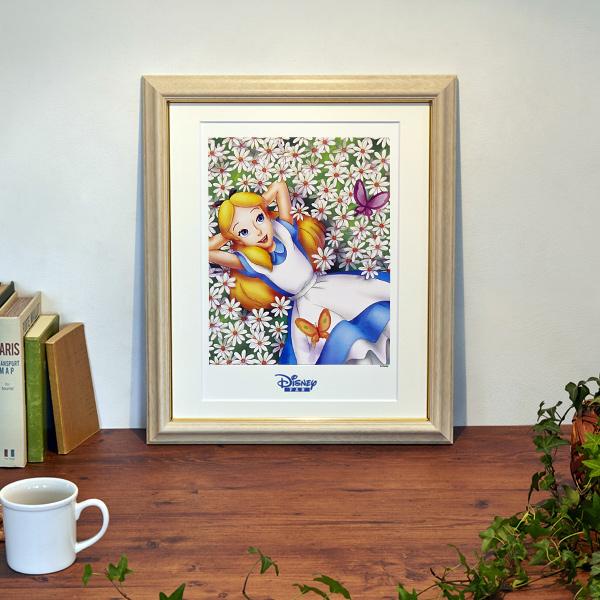 ディズニー高精細複製原画 Magical Drawing ふしぎの国のアリス