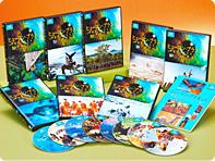 BBCヒューマン・プラネット DVD全8巻【一括払い】