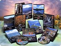 美しき日本の自然100選 DVD全10巻【一括払い】