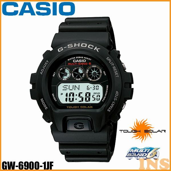 CASIO(カシオ) G-SHOCK GW-6900-1JF