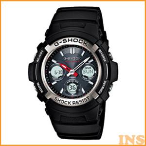 正規品CASIO(カシオ) メンズ アナデジ(アナログ・デジタル)腕時計 G-SHOCK AWG-M100-1AJF
