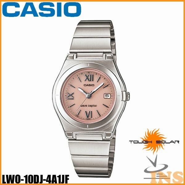 正規品CASIO(カシオ) 電波ウォッチ LWQ-10DJ-4A1JF
