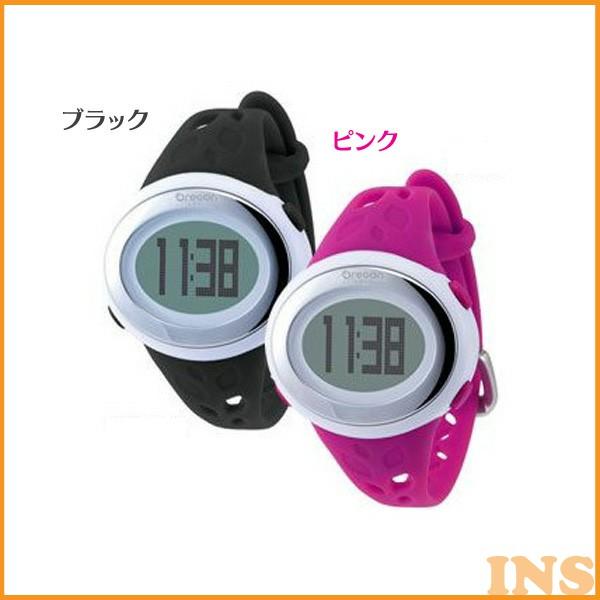 ≪送料無料≫オレゴン 腕時計 心拍計 SE-332 BK・SE-332 PK ブラック・ピンク