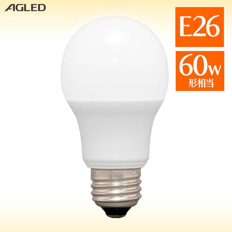 LED電球 国産品 E26 広配光 60形相当 LED 電球 明かり 明り 灯り 照明 新色 昼白色 LDA7N-G-6T6-E 電気 LDA7L-G-6T6-E でんきゅう アイリスオーヤマ 電球色