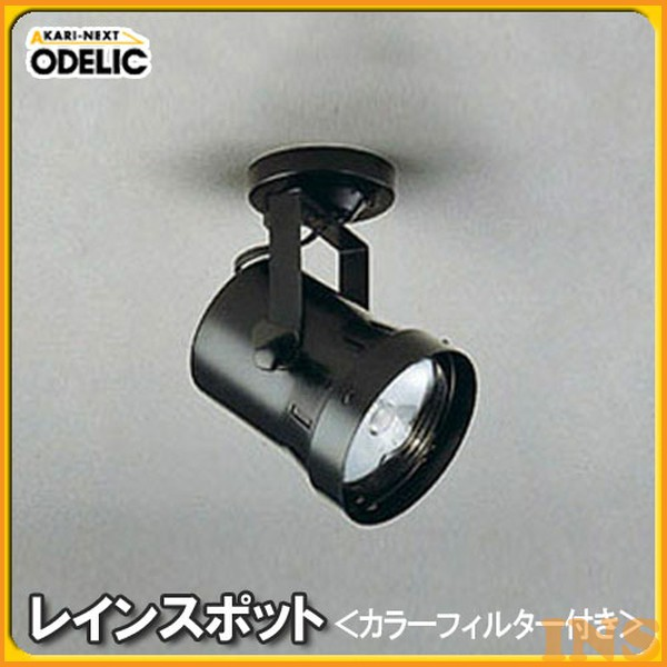 オーデリック(ODELIC) レインスポット(カラーフィルター付き) OE855450