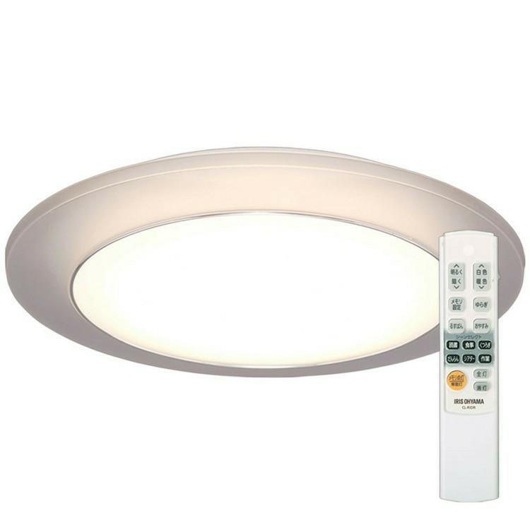 シーリングライト 8畳 LED 間接照明 調色 CL8DL-IDR LED シーリングライト シーリング 照明 ライト LED照明 天井照明 メタルサーキット 調光 節電 ダイニング 寝室 アイリスオーヤマ