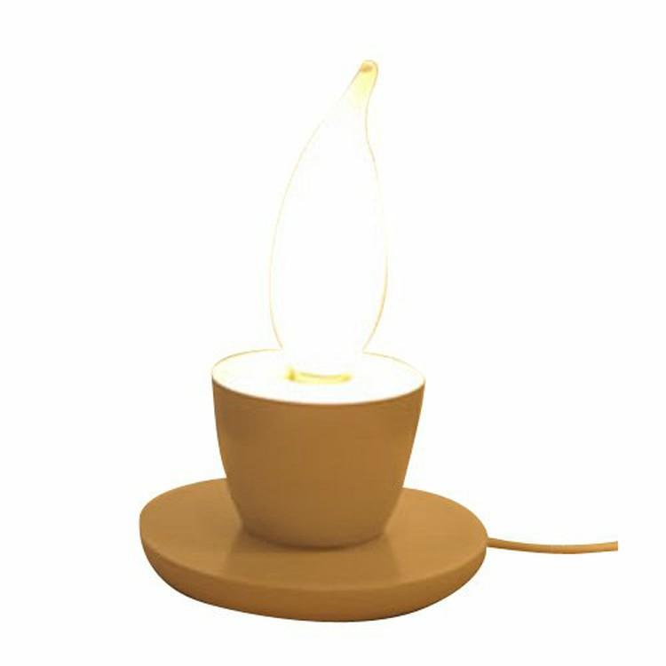 フレイムス Cappuccino Light カプチーノテーブルライト ナチュラル・ホワイト DS-039N・DS-039 【TD】【デザイナーズ照明  照明 ライト】【代引き不可】