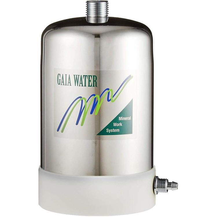 水友【MIZUTOMO】ガイアウォーター高性能浄水器 M-7A1シルバー・ブルー・ピンク・ホワイト