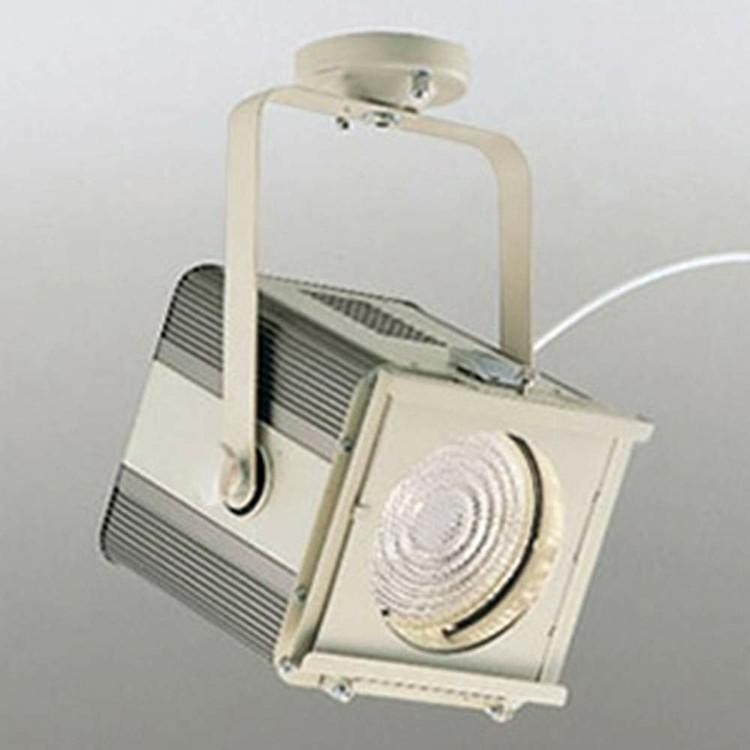 オーデリック(ODELIC) フレネルレンズスポットライト(カラーフィルター付き) アイボリー OE031029