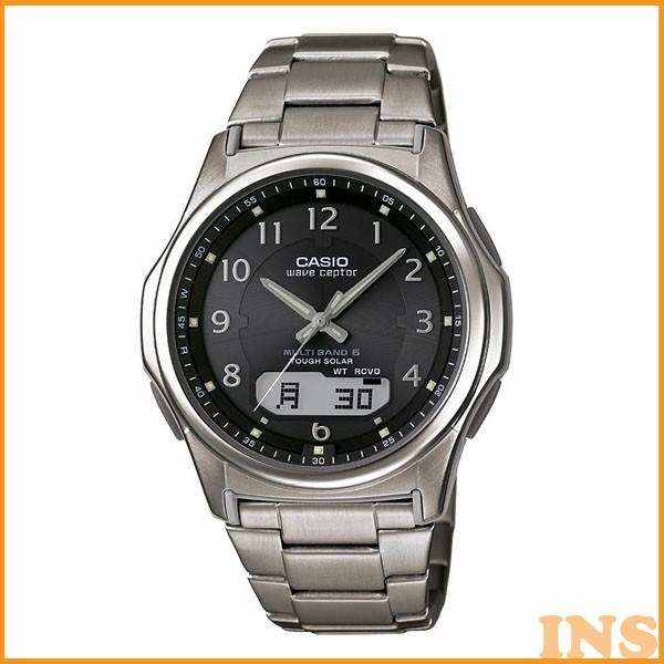 ≪送料無料≫カシオ ソーラー電波腕時計 WVA-M630TDE-1AJF(腕時計/とけい/時計/ウォッチ/時間)
