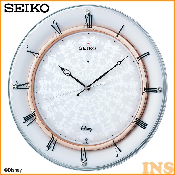 ≪送料無料≫【電波時計 掛け時計】掛時計【時計 ウォッチ】セイコー FS501W