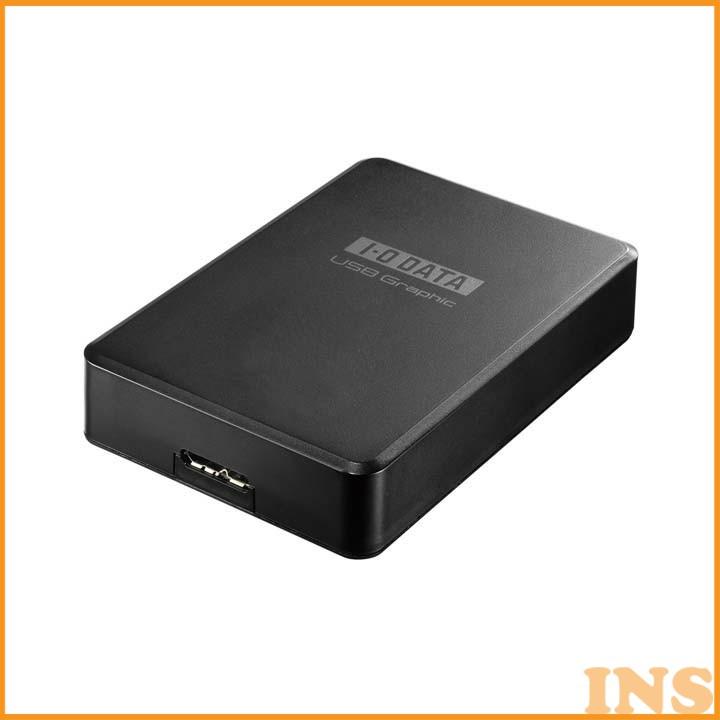 USB 3.0/2.0対応 グラフィックアダプター USB-RGB3/Dグラフィック USB接続 フルハイビジョン USB 3.0対応 グラフィックフルハイビジョン グラフィックUSB 3.0対応 USB接続フルハイビジョン アイ・オー・データ機器
