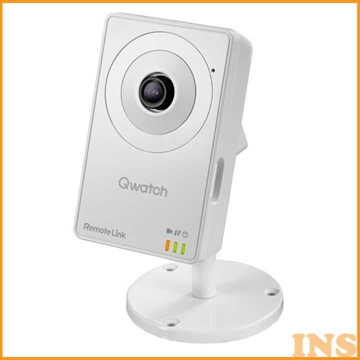無線LAN対応ネットワークカメラ「Qwatch」 TS-WRLCネットワーク ネットワークカメラ マンションモデル 無線LAN対応 無線LAN対応 ネットワークマンションモデル ネットワーク無線LAN対応 アイ・オー・データ機器