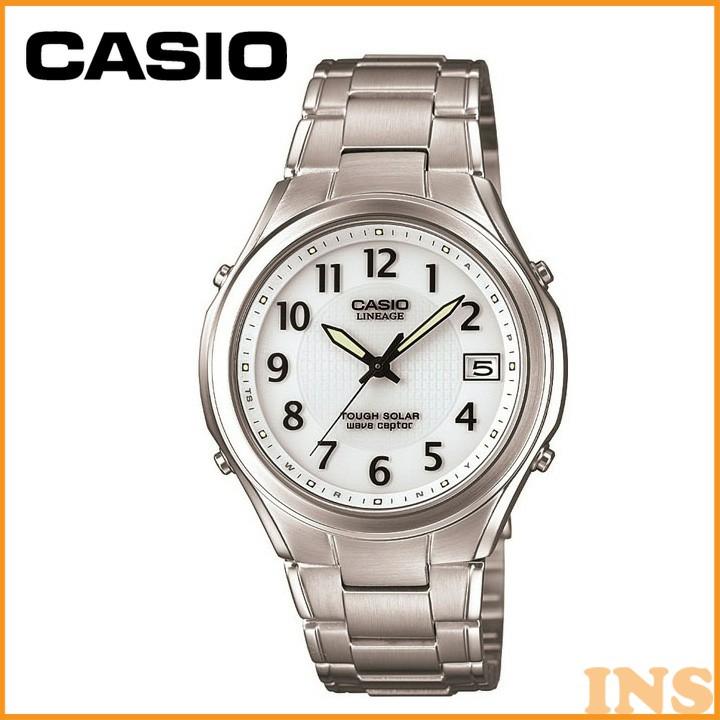 ≪送料無料≫電波ソーラー腕時計 LIW-120DJ-7A2JF 腕時計 電波時計 アナログ 防水 ソーラー カシオ