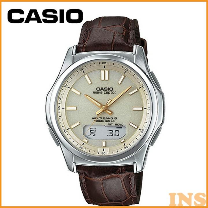 電波腕時計 WVA-M630L-9AJF腕時計 電波時計 防水 アナログ カシオ