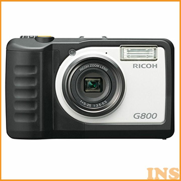 ≪送料無料≫工事現場向けデジタルカメラ G800 デジタルカメラ カメラ 写真 工事現場 リコー