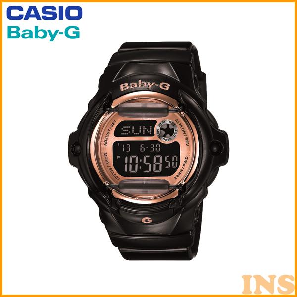 ≪送料無料≫カシオ[CASIO]Baby-G 防水腕時計 BG-169G-1JF