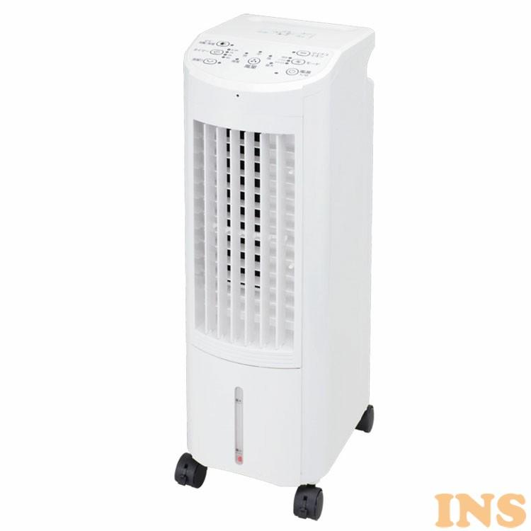 UV除菌機能付き冷風扇 白 MA-832 送料無料 扇風機 冷風扇 除菌 五段階風量 UVライト搭載 丸隆 【D】【B】