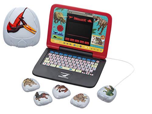 メーカー特典あり マウスでバトル 日本未発売 恐竜図鑑パソコン プテラノドンのマウスカバー付き 営業