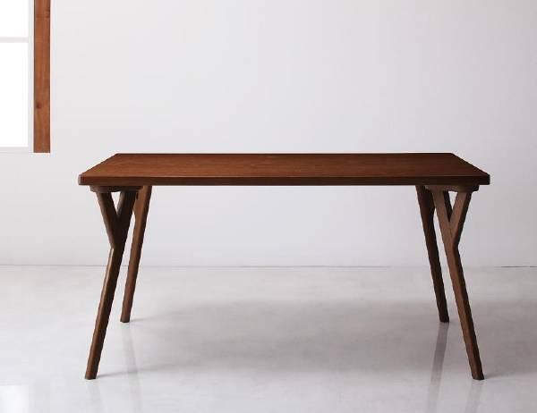 (UL)新生活応援 ダイニングテーブル 北欧モダンデザインダイニング VILLON ヴィヨン/テーブル(W140)(UL1)